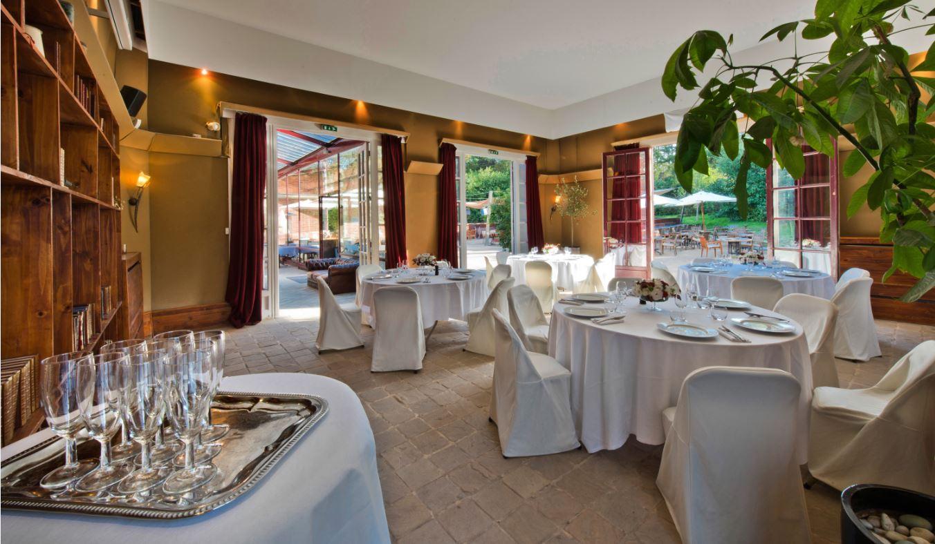 Salle restaurant les jardins de bagatelle seminairederniereminute - Jardin de bagatelle restaurant ...